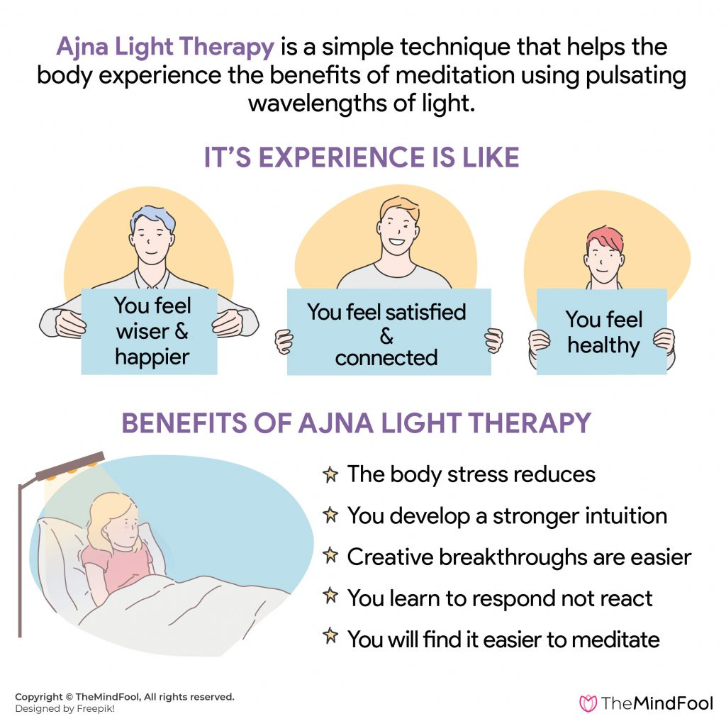 Ajna Light Therapy: How can it help?