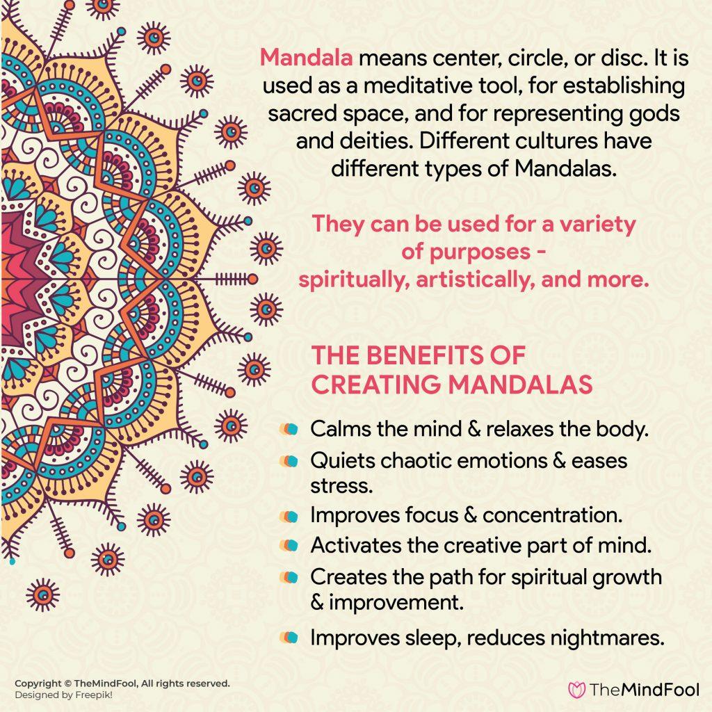 Mandala: A Blend of History, Religion, and Psychology