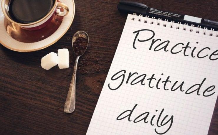 Practice Gratitude – A Humble Regard