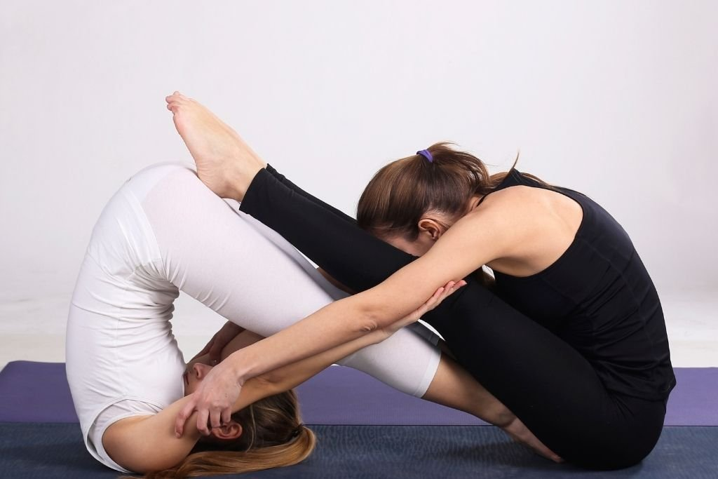 Yin Yoga allows us to trigger the parasympathetic nervous system