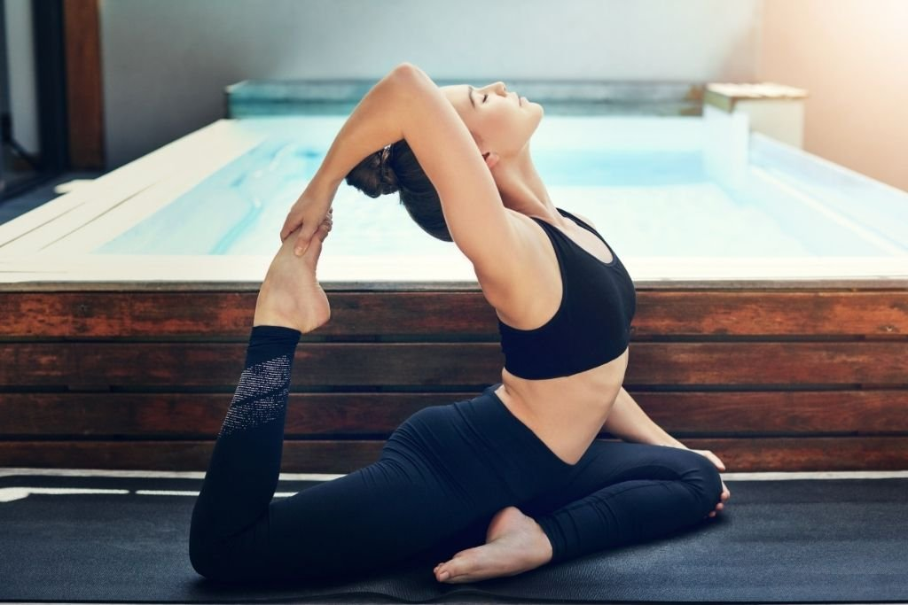Yin Yoga practices help us become resilient to anxiety