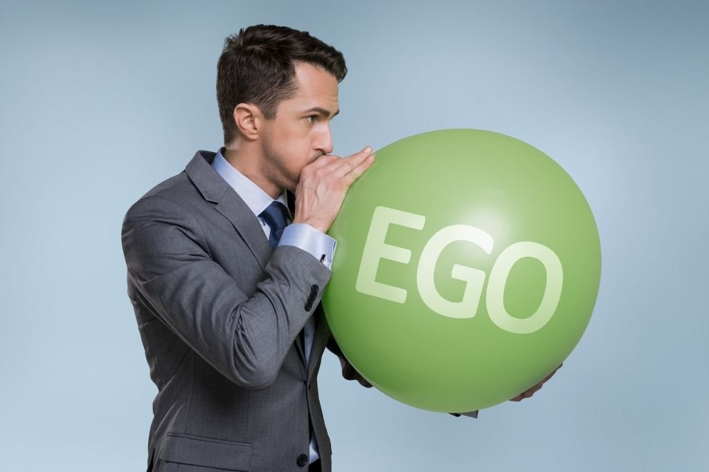 Body of Ego: Observe yourself