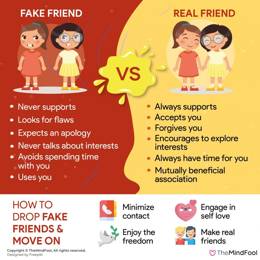 Fake Friends: 10 Signs You Have One
