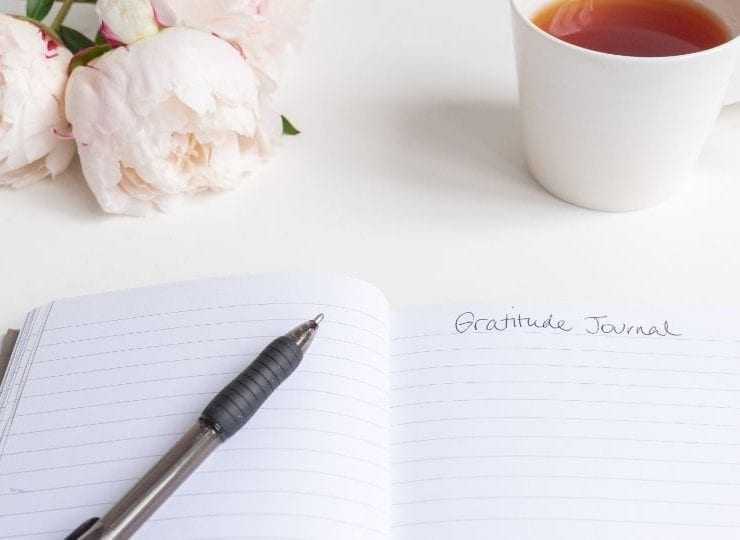 Gratitude Journal Prompts to Bring Optimism