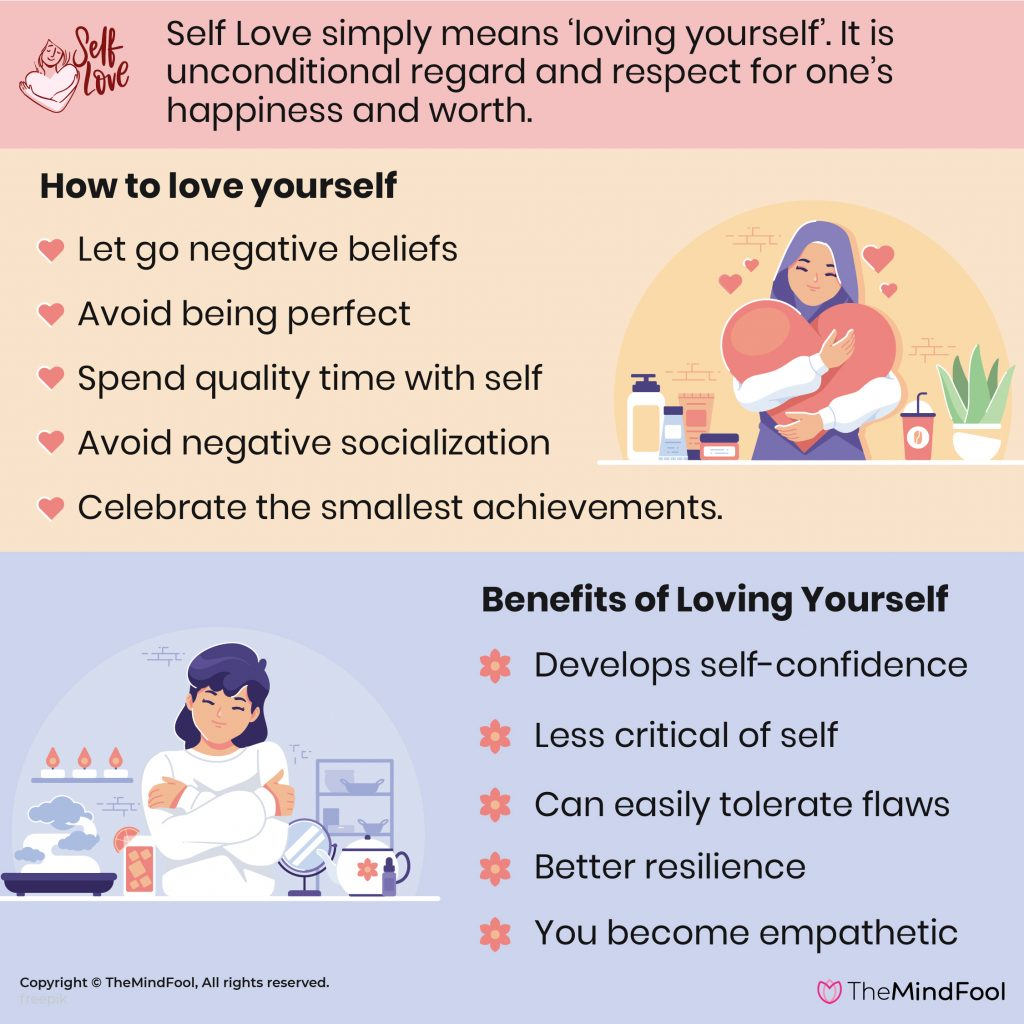 How to Love Yourself – A Guide to Fulfilled Living