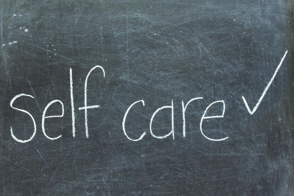 Indulge in self care