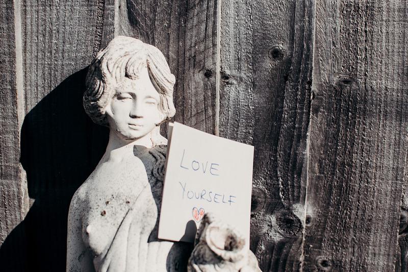 Practice self-love