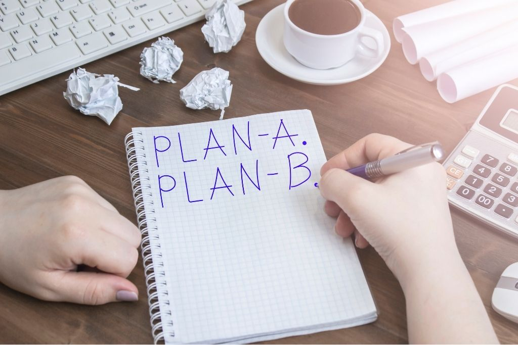 Prepare an action plan