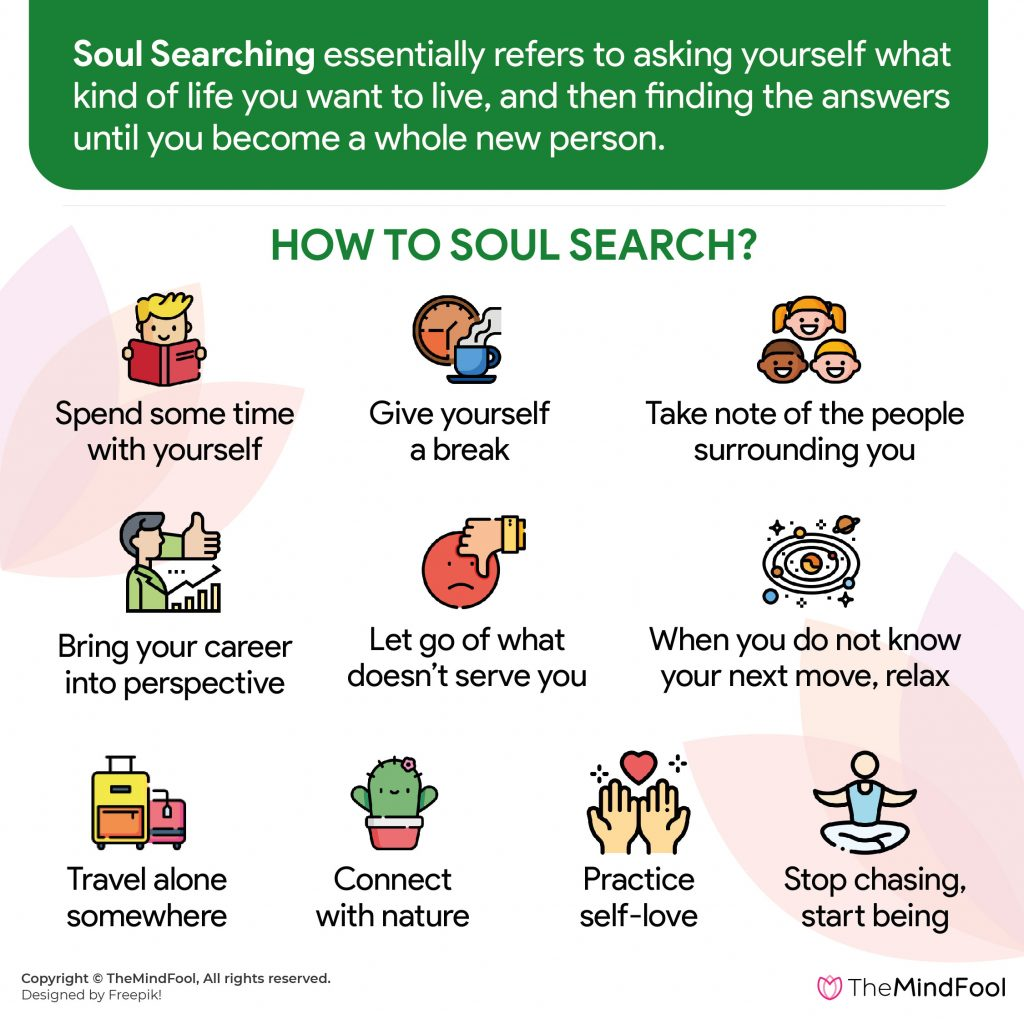 Soul Searching: Become Your Best Self