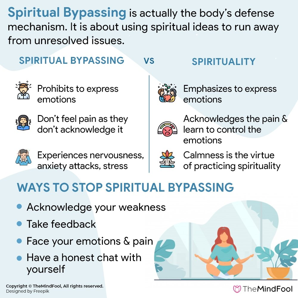 Spiritual Bypassing Does It Help