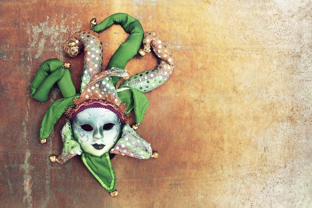 The mask wearers