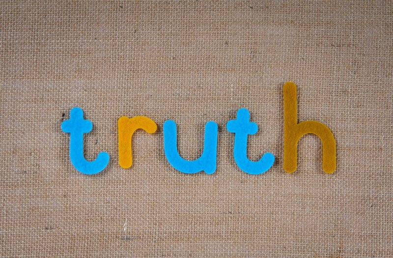 Truth is all that matters