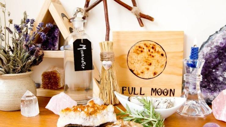 Full Moon Ritual – A Purging Process