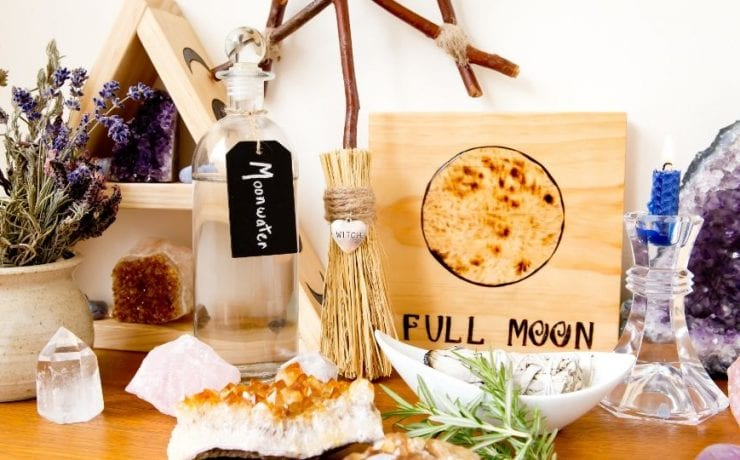 Full Moon Ritual – A Purging Process