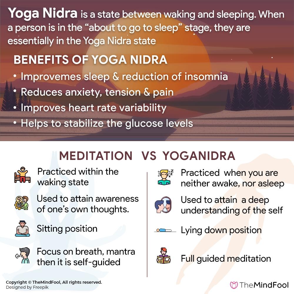 Yoga Nidra: Finding Serenity