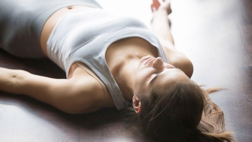 Yoga Nidra Finding Serenity