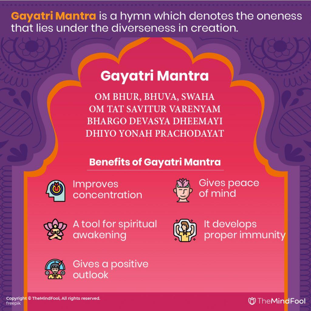 Gayatri Mantra Meaning – A Sacred Chant