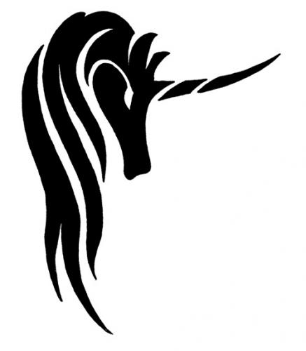 Protection Symbol #31 Unicorn