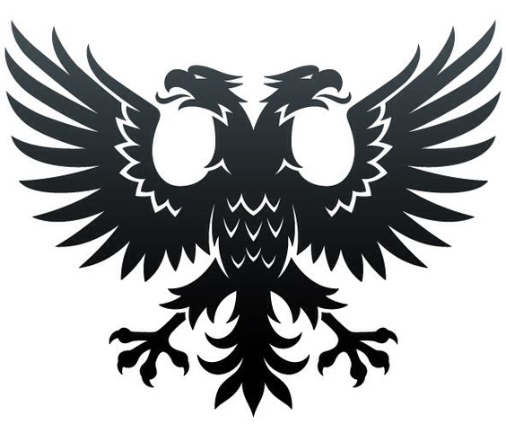 Protection Symbol #33 Two-headed Eagle