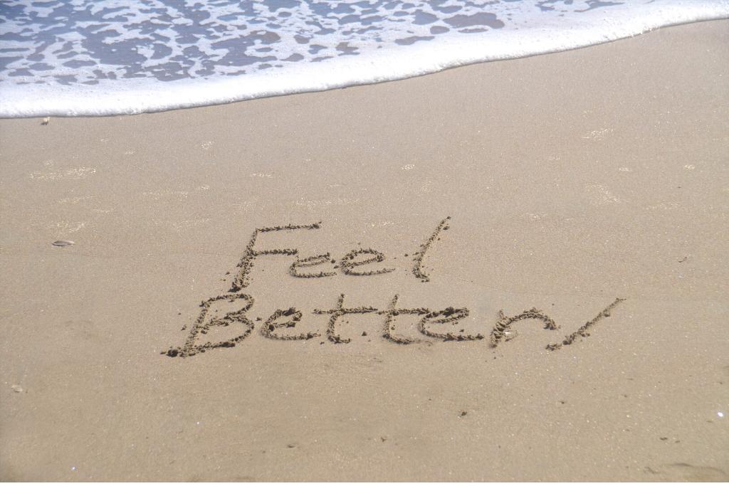 A better sense of self
