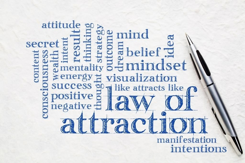 Apply the Law of attraction