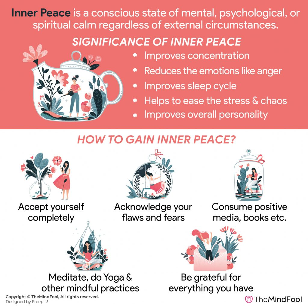 101 Inner Peace Quotes to Find Inner Peace