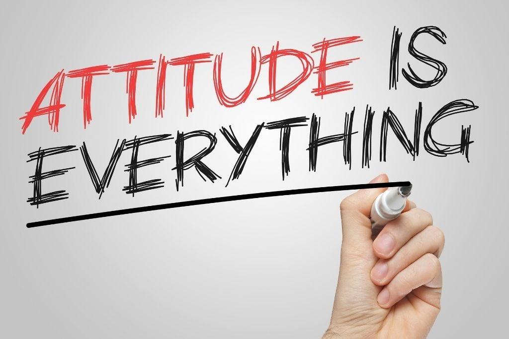 Improves attitude