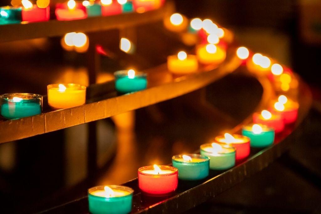 Intercession prayers