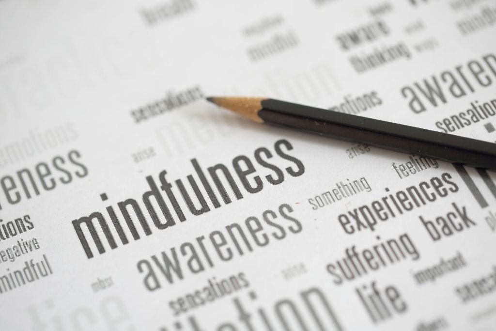 It encourages mindfulness and helps us experience the profound joy