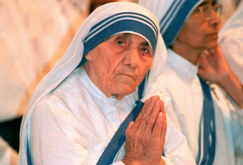 INFJ Famous Personality - Mother Teresa