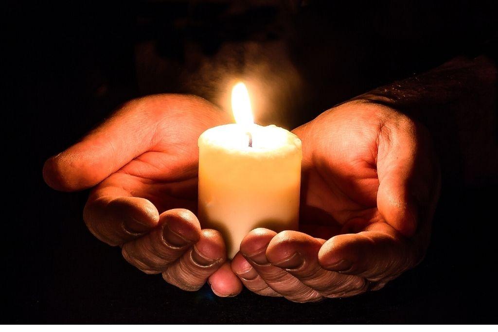 Prayer gives hope