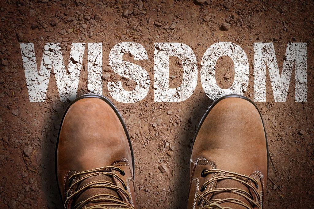 Prayer gives us wisdom
