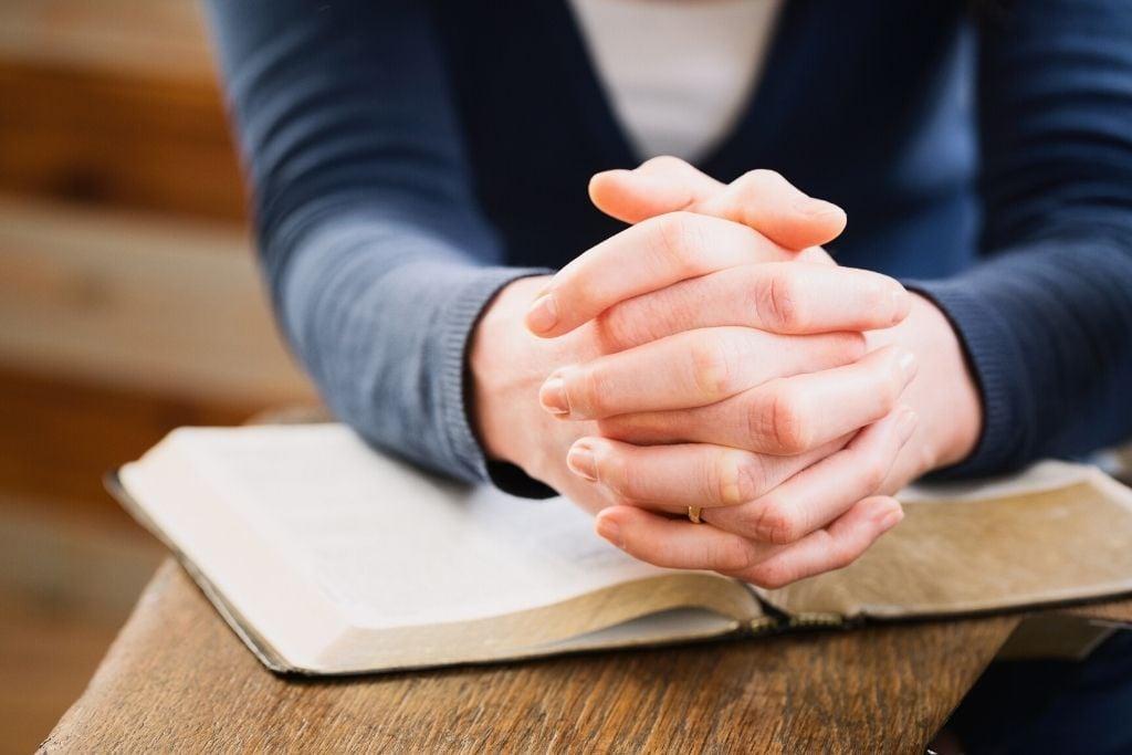 Prayer of worship