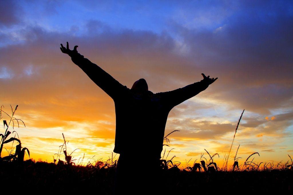 Start practicing gratitude