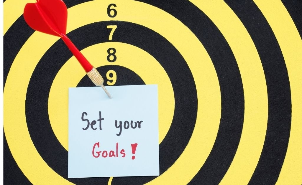 A set time to focus on your goals