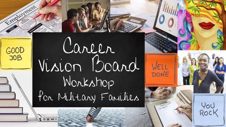 Career vision board