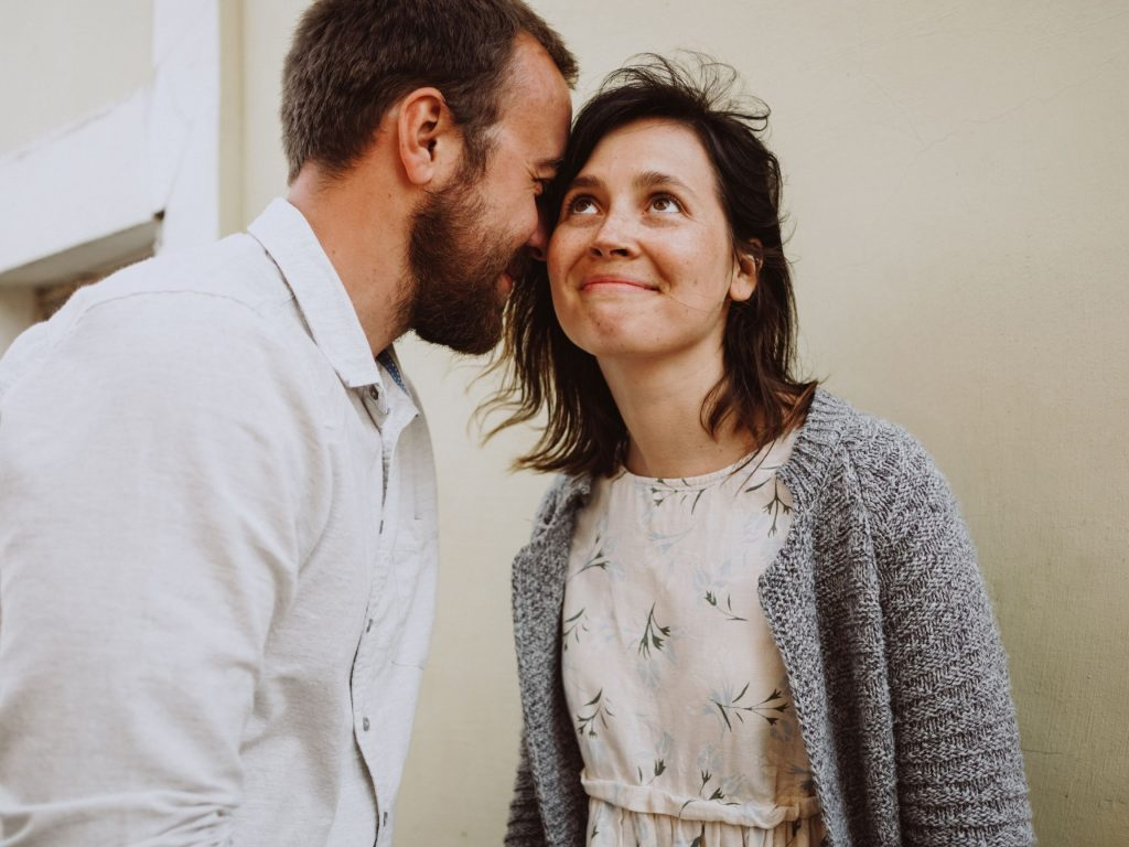 High value woman knows ways to step into his romantic side