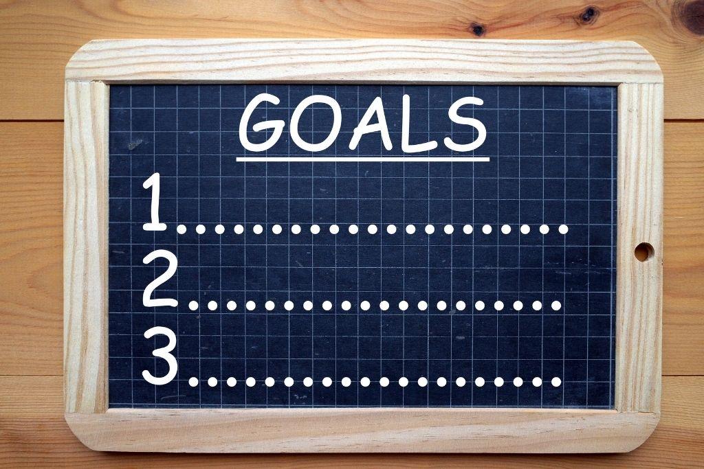 List the goals