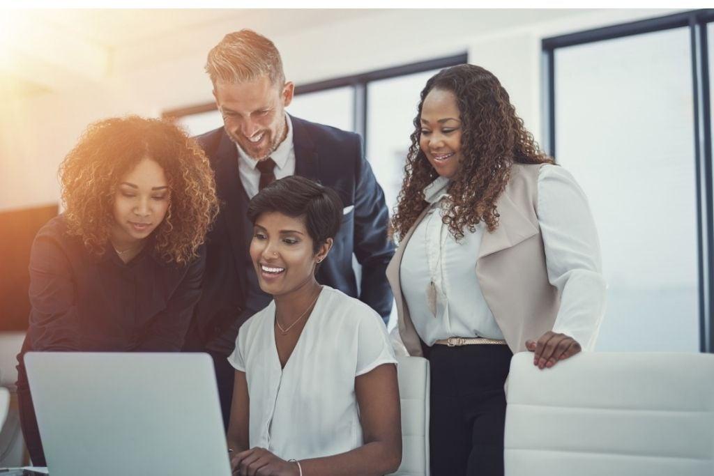 Collaborative work culture