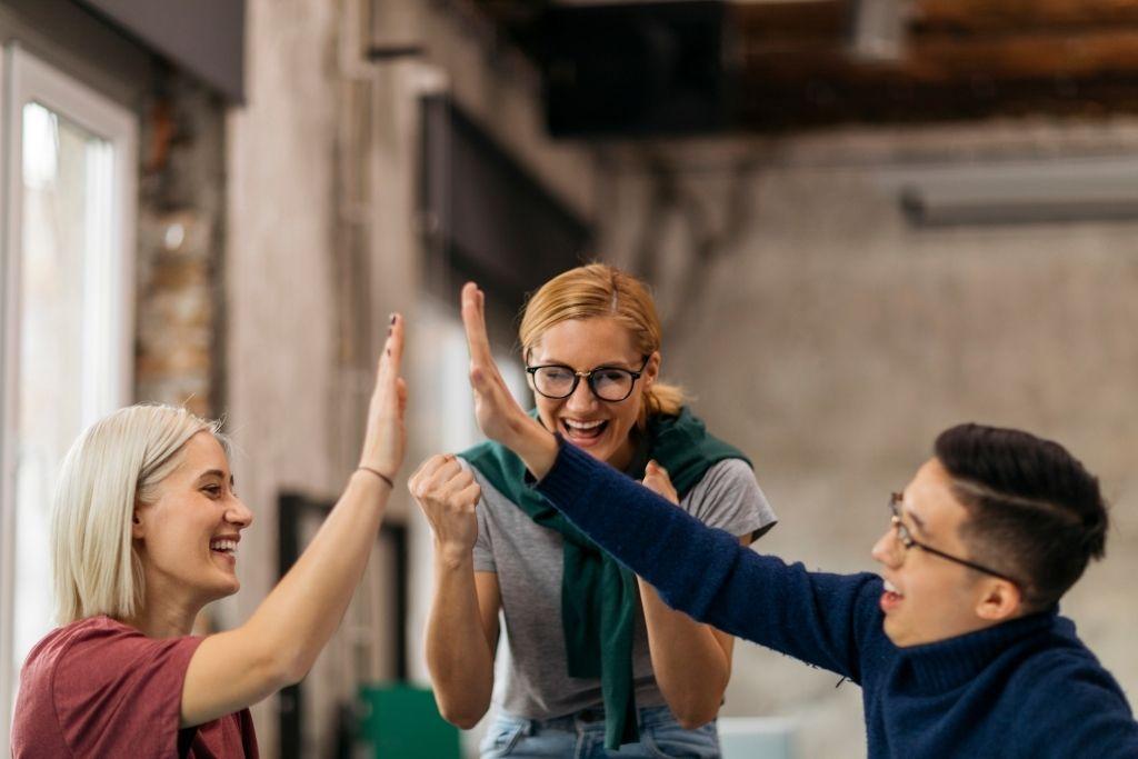 Encourage team participation