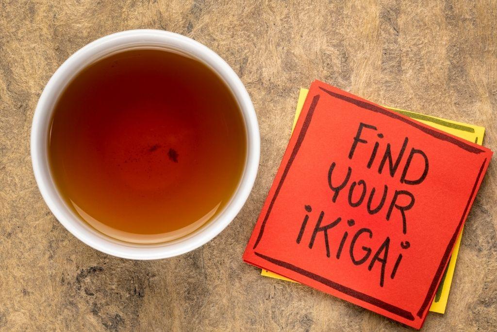 Follow your ikigai