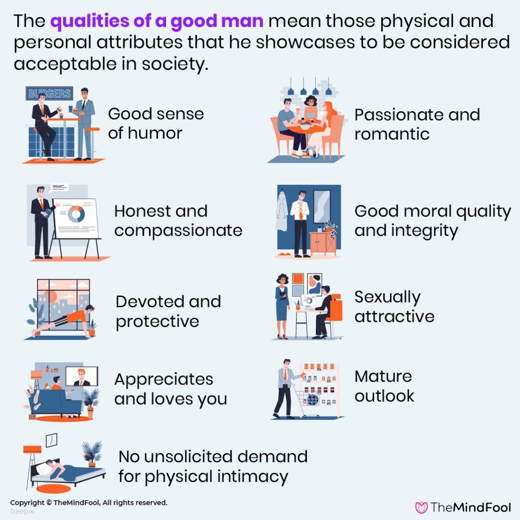 Qualities of a Good Man