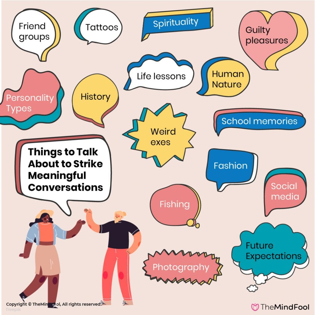 200 Topics to Talk About  1000+ Great Ideas for Conversation