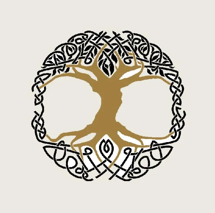 Hope Symbol- Celtic Tree of Life