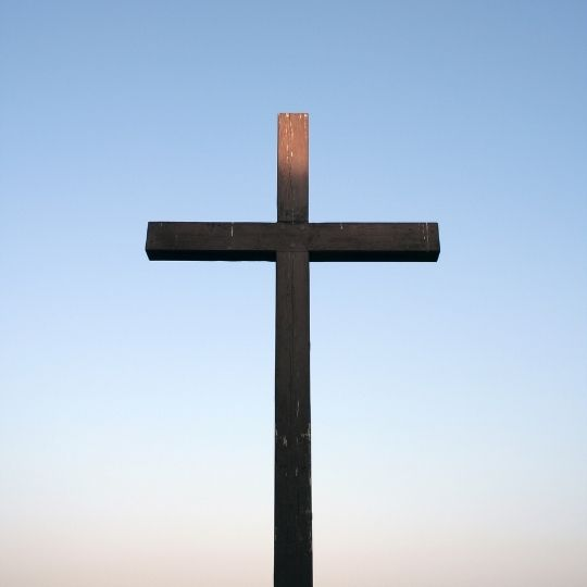 Hope Symbol- Cross