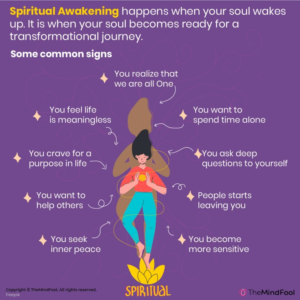 Spiritual Awakening Signs That You Must Look Out For