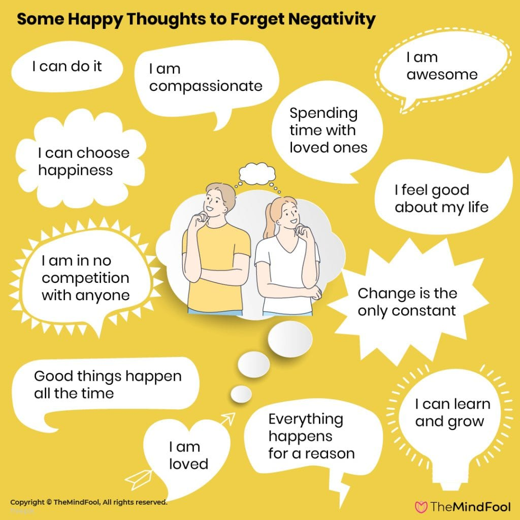 31 Happy Thoughts For A Happier Life